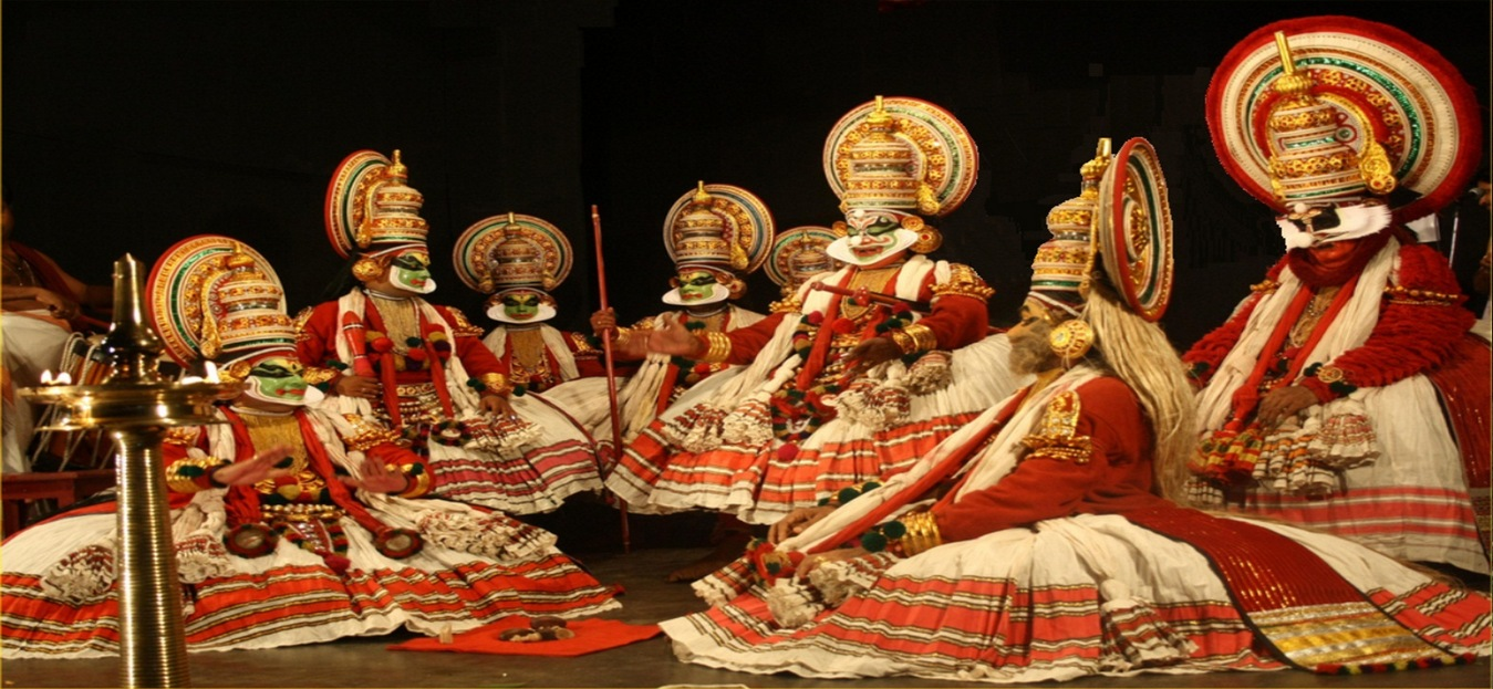 Dance forms of India