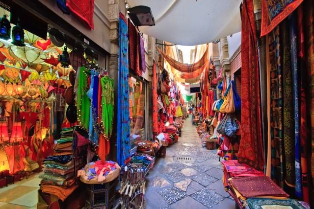 Goa - shopping