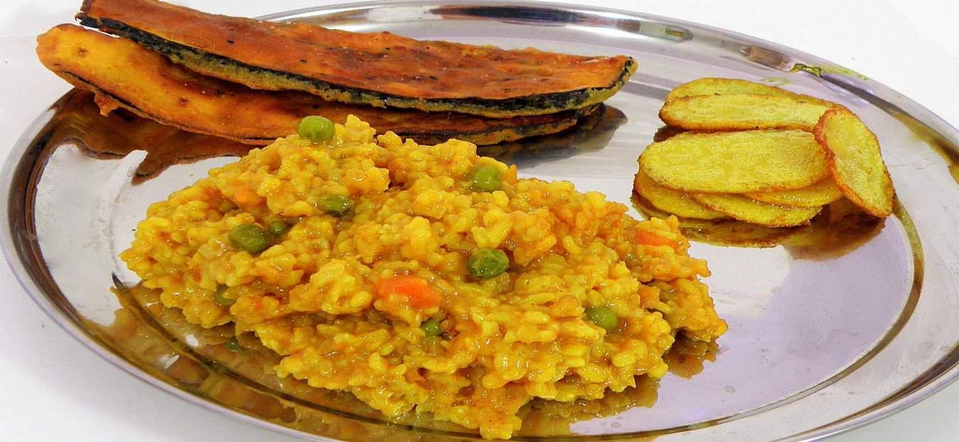 Should Kichdi be named India's National Dish?