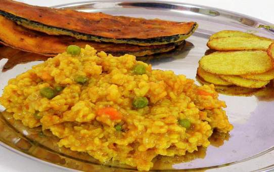 Should Kichdi be named India's National Dish?
