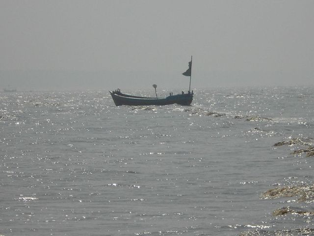 Daman Jampore beach