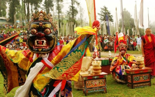 The Ten Day Spectacular Darjeeling Carnival