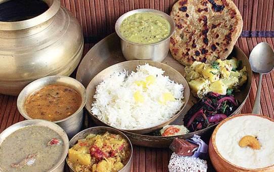 Explore the Gharwali cuisine at Sterling Mussoorie