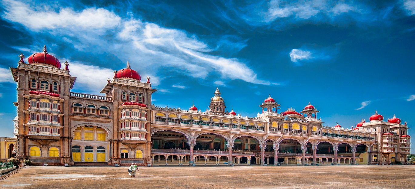 Mysore Palace - India