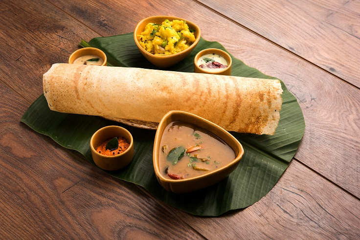 Dosa day at Sterling resorts