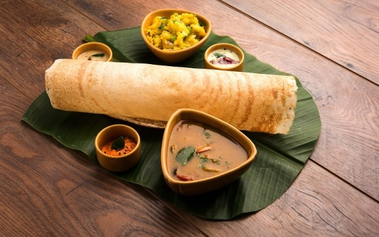 Dosa Day - Discover the Diverse World of Dosas at Sterling Resorts