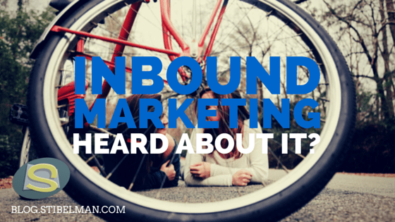 Inbound marketing – heard about it?