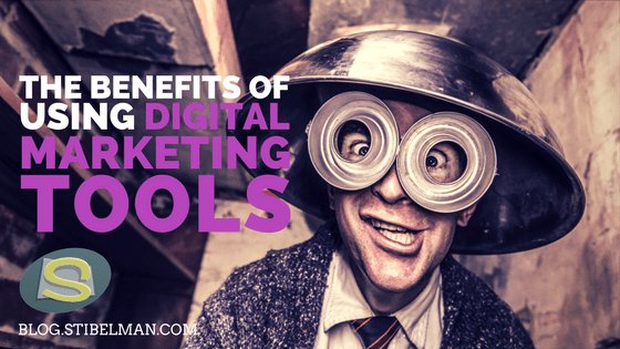 Traditional marketing is hard work both before and after launching a campaign. Using digital marketing tools might make marketing just a little bit easier!