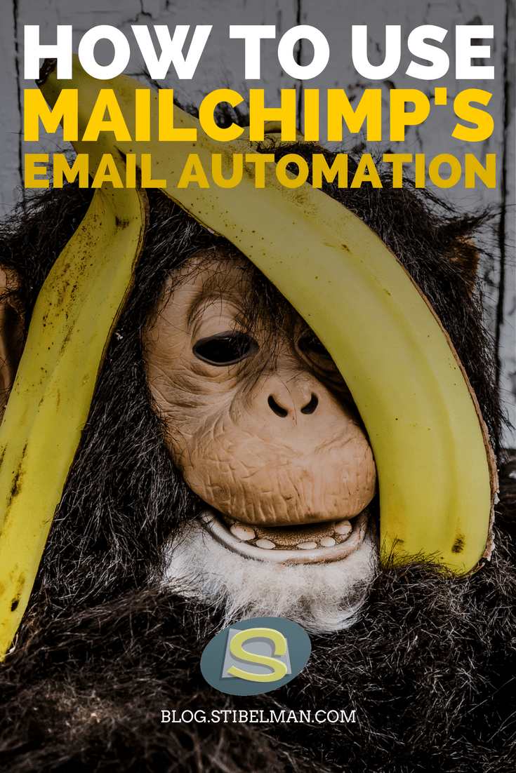 How to use Mailchimp's email automation