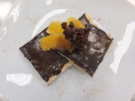 Schokoladen-Nuss-Kuchen