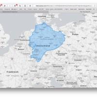 The true size - die wahre Größe der Kontinente und Länder dieser Erde