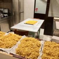 1. Studienjahr Praxis Ernährung/Pasta La Vista Baby! (KW 45)