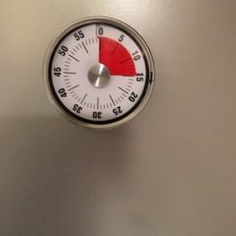 Im heißen Backofen 15 Minuten bei 230 °C backen