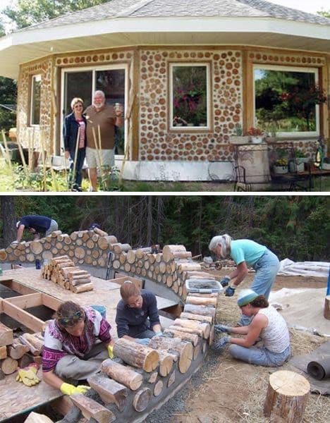 Ökoház építés
