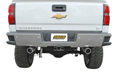 gibson 2014 silverado exhaust systems