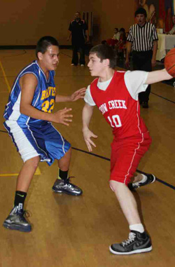 Three other eighth grade teams took part in St. Joseph's basketball tournament.