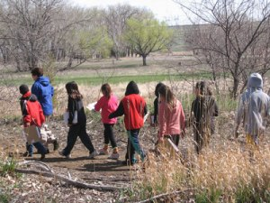 St. Joseph's students learned about water and everything that depends on it during their trip to Pierre, South Dakota.