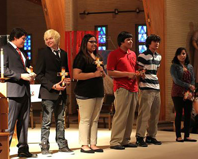 St. Joseph's is proud to have six Lakota students graduating from high school.