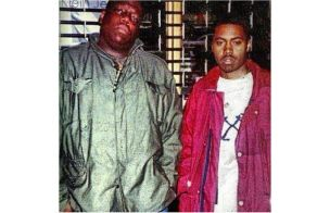Photo: The Notorious B.I.G. · Nas