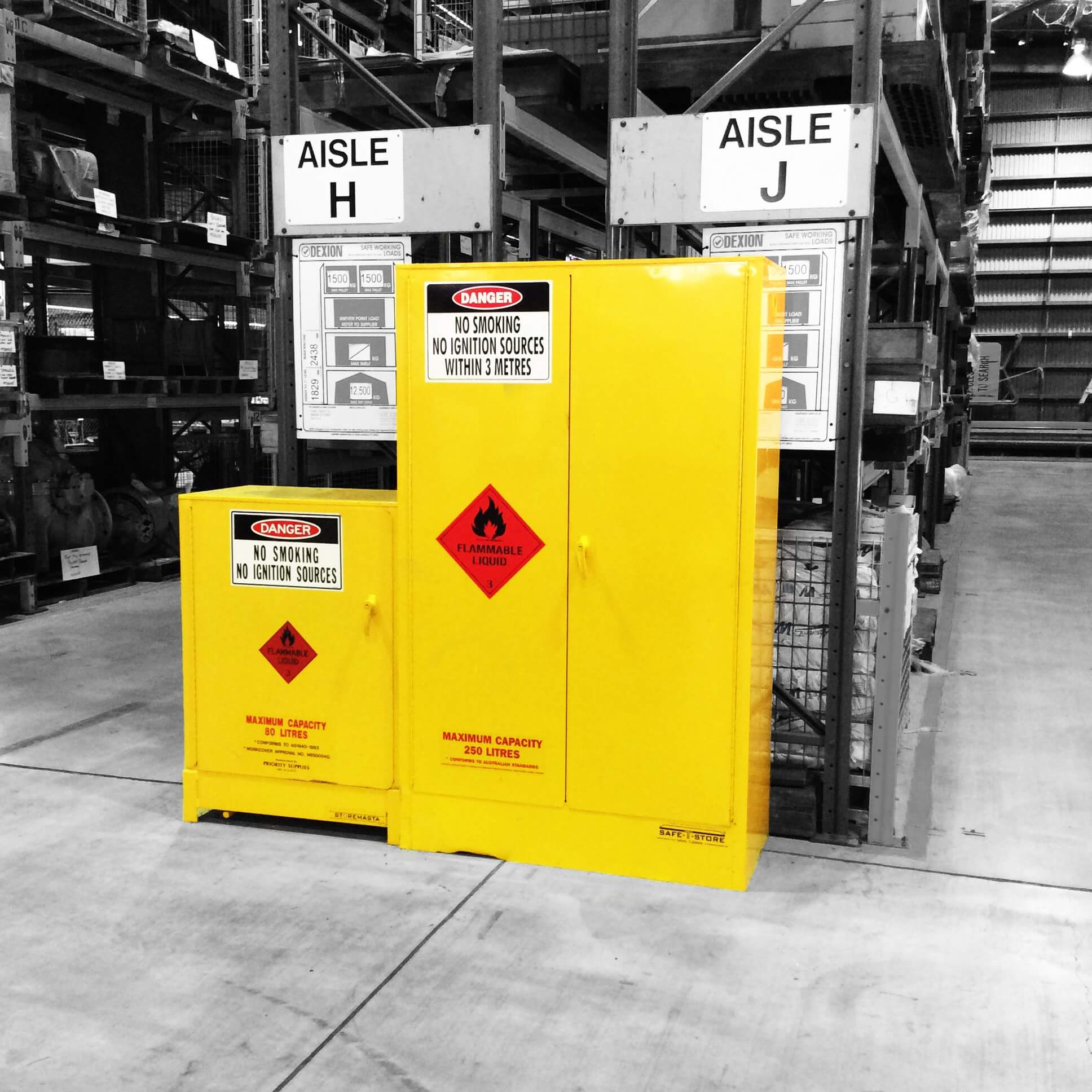 When Is A Flammable Storage Cabinet Required
