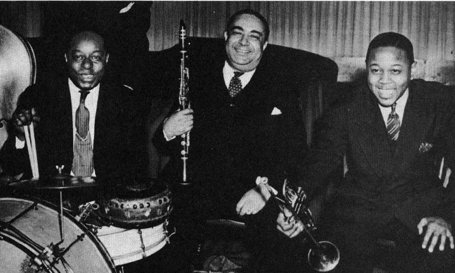 Jimmy Noone, Roy Eldridge, Johnny Dodds