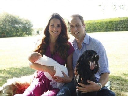 William and Kate come to NZ