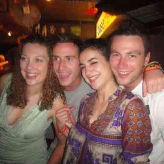 Chase, Jon, Zhwan, Chris