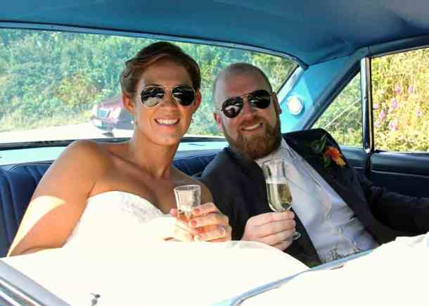 Kevin & Jackie - Ireland wedding