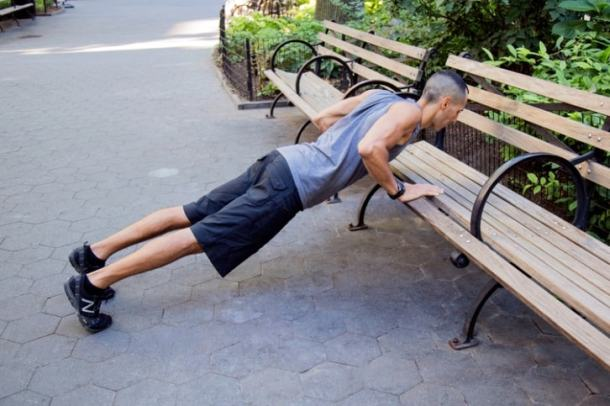 Source: http://greatist.com/sites/default/files/styles/article_main/public/BenchPushUp.jpg?itok=eSThWR7i