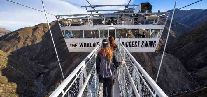 Stray NZ - Queenstown - AJ Hacket- Bungy Platform NZ17_wright09985_WEB
