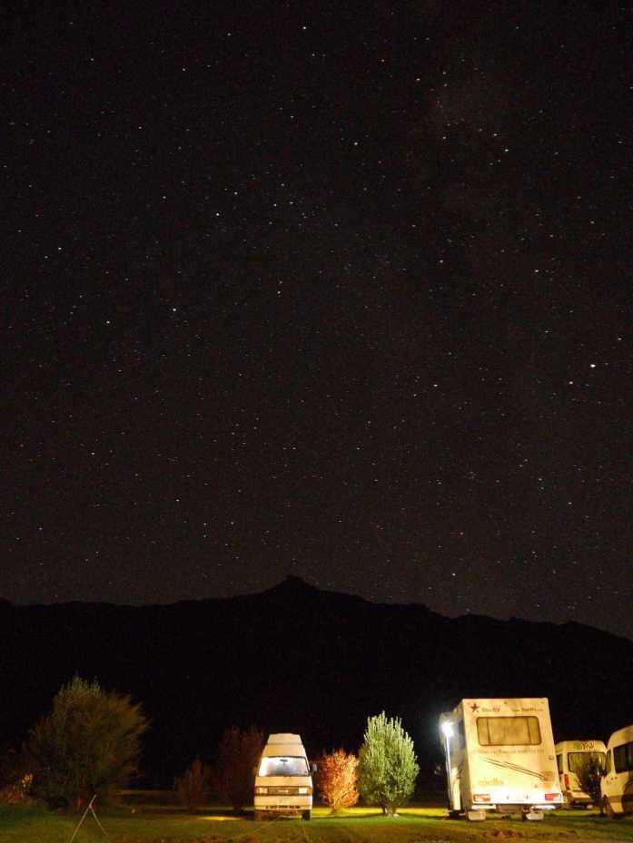 Astro photography in Abel Tasman - Stray Days