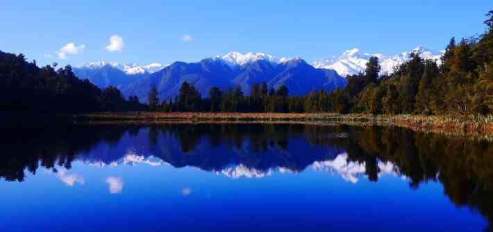Lake Matheson - Stray Days - Stray NZ
