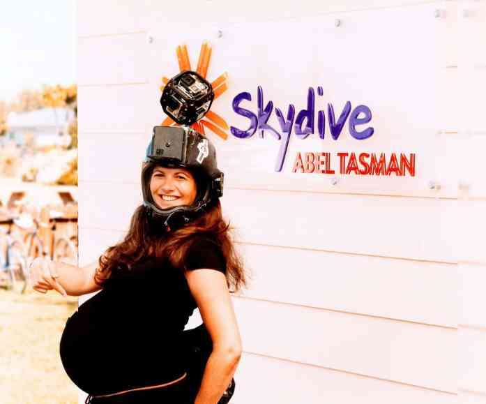 Skydive Abel Tasman - Google Street View gear