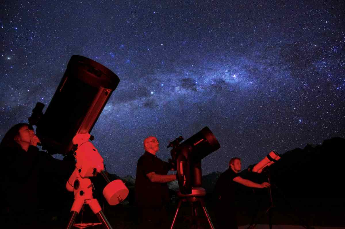 Top 5 Stargazing Spots in NZ
