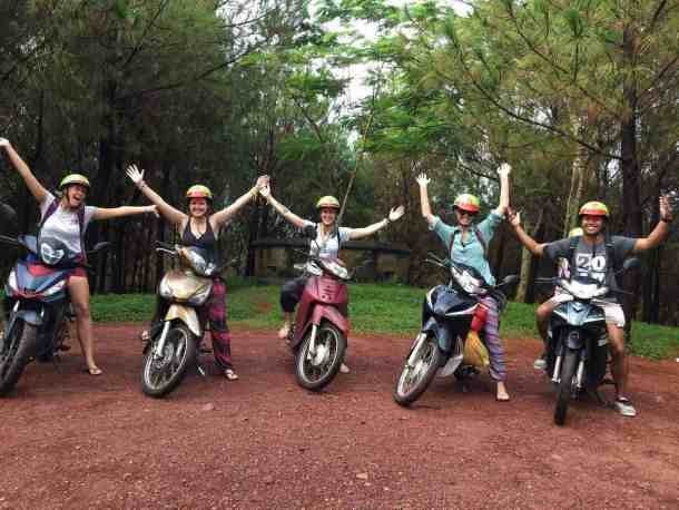 Hue Motorbike Tour - Vietnam