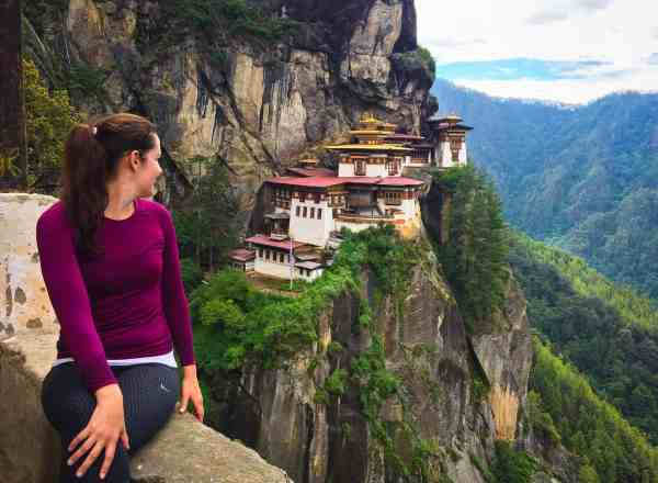 Bhutan Tigers Nest Hike
