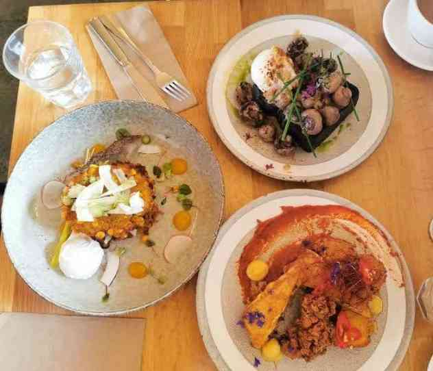 Taste-bud tingling brunch at the Chelsea Sugar Factory, Auckland