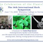 14th International Herb Symposium 2019
