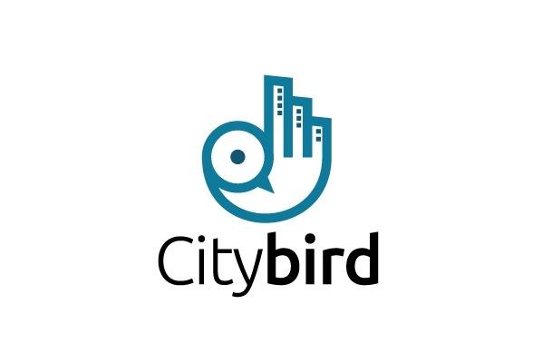 City Bird Logo