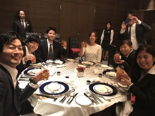 2018年度 内定式 会食編_29