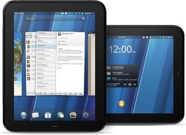 HP TouchPad Marketing Image