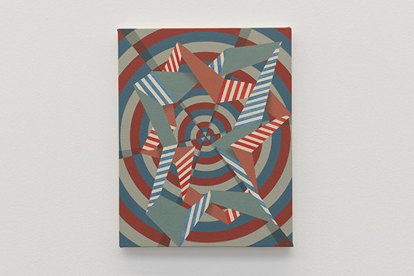 Stuart Bush Studio Blog, Fimme, 2013 Tomma Abts Serpentine exhibition review