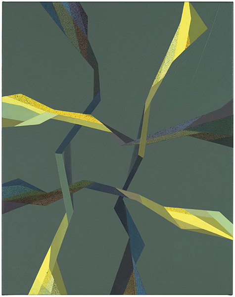 Tomma Abts, Hebe, Stuart Bush Studio Blog, Tomma Abts Serpentine Exhibition review