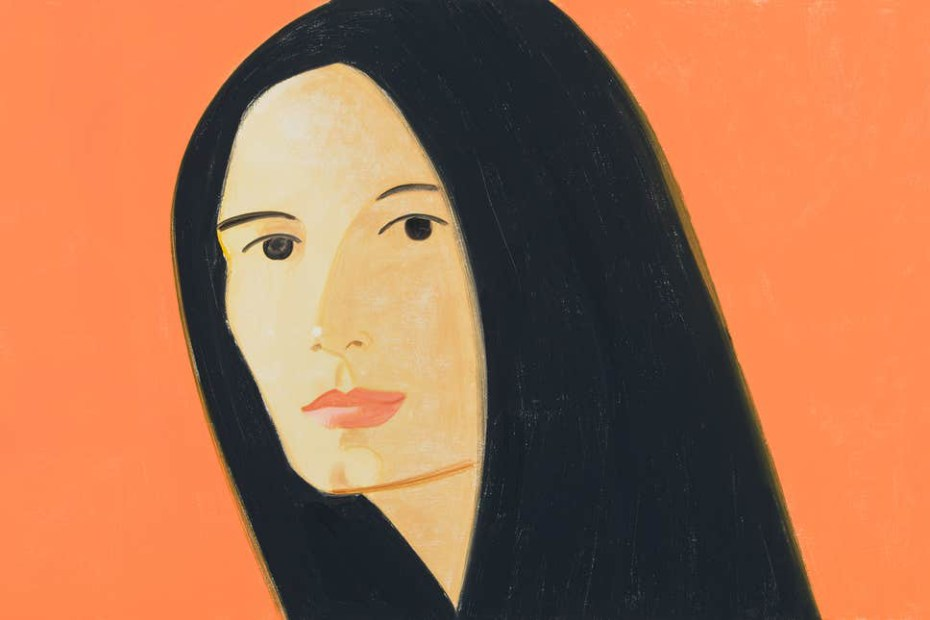 Stuart Bush Studio notes, Alex Katz