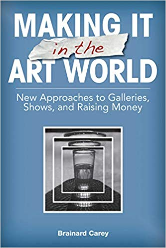 Stuart Bush Studio Notes, Making it in the art world, art world,