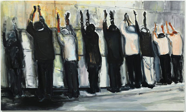 Marlene Dumas paintings, the artist's life, stuart bush