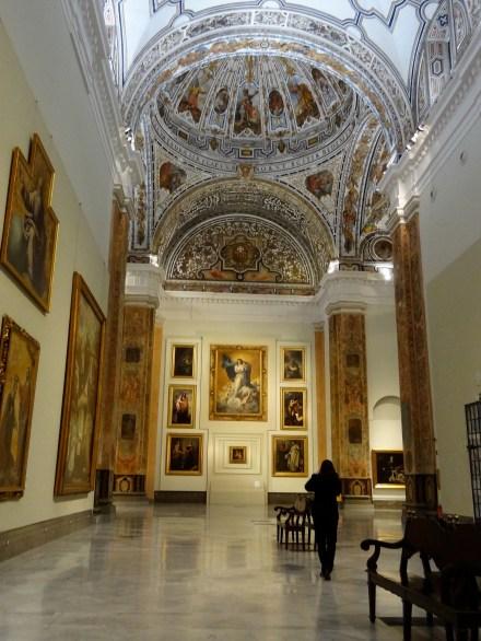 El Museo de Bellas Artes de Sevilla