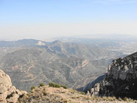 Montserrat Trail Scenic View