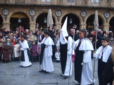 Semana Santa Procession