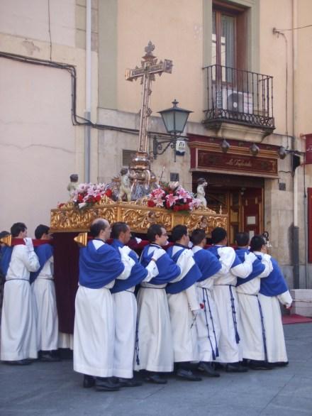 Semana Santa float